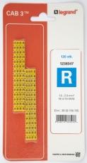 CAB3 LEDNINGSMRK1,5-2,5 (R)