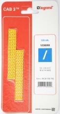 CAB3 LEDNINGSMRK1,5-2,5 (/)