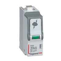 Transientbeskyttelse Type 2, plug-in modul