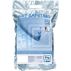 Salt til BWT blødgøringsanlæg