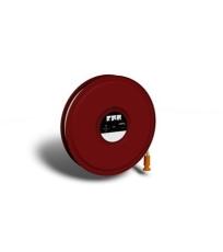 """Safeti slangevinde T1 30 meter 1"""" manuel RAL 3002 (rød)"""