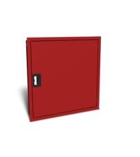 """Safeti brandskab T2I 25 meter 3/4"""" manuel RAL 3002 (rød) ven"""