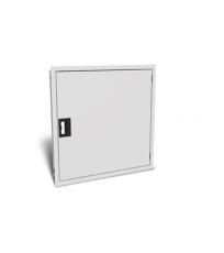 """Safeti brandskab T2I 30 meter 1"""" automat RAL 9010 (hvid) ven"""