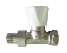Oventrop HRV DN20 manuel radiatorventil, LL