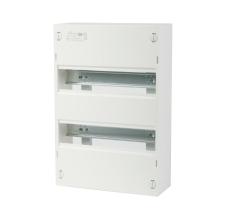 Gruppetavle 13 modul (1 x 13 modul) udvendig hvid IP30