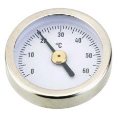 Termometer 0-60º Ø 35 mm