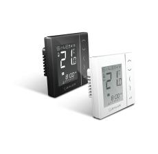 230V trådløs rumtermostat til iT600 varmesystem til vægdåse