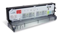 230V 8 zoners kontrolboks til iT600 gulvvarmesystem trådløs