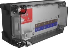 24V 4 zoners udvidelsesboks til iT600 gulvvarmesystem trådlø