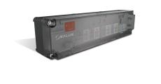 24V 8 zoners kontrolboks til iT600 gulvvarmesystem trådløs