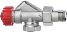 TA Calypso TRV-3 termostatisk radiatorventil med forindstill