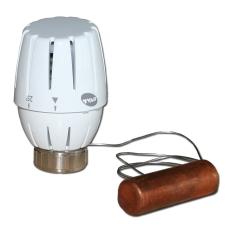 Radiatortermostat med anlægsføler