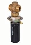 AVP 15, PN16, fremløbsmont, kv 1,6, 0,05-0,5 bar