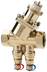 Optima Compact DN20 M/M High P/T