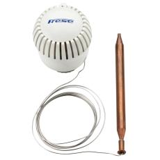 Frese OPTIMA Compact termostat med fjernføler til vand og lu