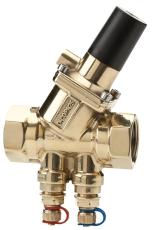 PV Compact DN25L M/M (20-80 Kpa) PT