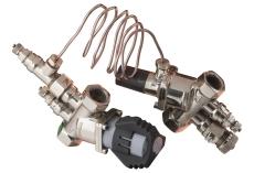 PV Sigma Compact DN40 M/M (20-80 Kpa) PT/Aftap
