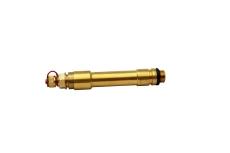 Trykudtagsnippel DN8 110mm rød