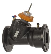 Modulator DN80 NF PN25 dynamamisk reguleringsventil