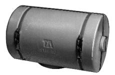TA STAF DN125 isoleringskappe