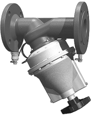 TA STAP DN65 40-160 kpa differenstrykregulator