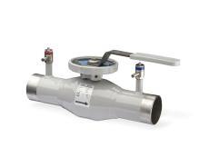 TA BVS 240 DN25/33,7mm rustfri strengregulerings ventil