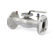 TA BVS 243 DN80 flange rustfri strengregulerings ventil