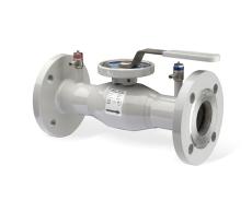 TA BVS 243 DN100 flange rustfri strengregulerings ventil