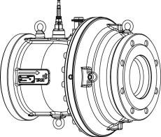 TA Fusion-P DN80 regulering & differentstryksregulator u. mo