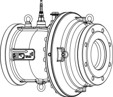 TA Fusion-P DN125 regulering & differentstryksregulator u. m