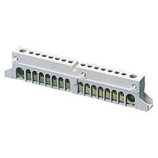 Klemmeblok For 8 Modul 1x25+7x10 mm2