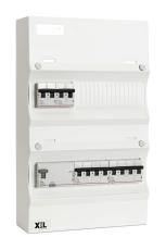 Boligtavle LLK2 1120 hvid