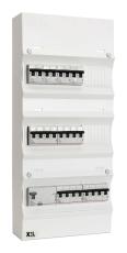 Boligtavle LLK3 2240 hvid