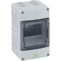 Gruppetavle AKi5 5-modul med PE/N terminal IP65