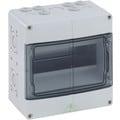 Gruppetavle AKi9 9-modul med PE/N terminal IP65