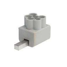 Tilgangsklemme 3x1,5-16 mm² til gruppemateriel, AS/3x16 SNS
