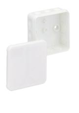 Membrandåse hvid 2K-12-L/W