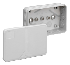 Membrandåse grå 2K-16-L