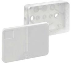 Membrandåse hvid 2K-16-L/W