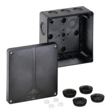 Forgreningsdåse Abox-i 100-L, 140x140x79 mm uden klemmer, so