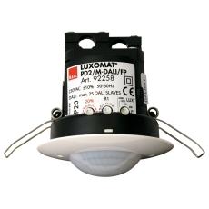 Tilstedeværelsessensor PD2-M-DALI/DSI-I indbygning