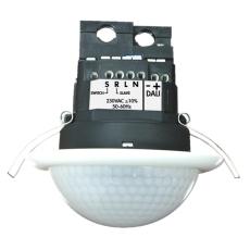 Tilstedeværelsessensor PD4-M-DALI/DSI-I indbygning