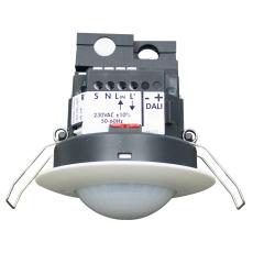 Tilstedeværelsessensor PD2-M-DALI/DSI-1C-I indbygning