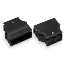 Kappe 5P med aflastning 8-11,5mm sort