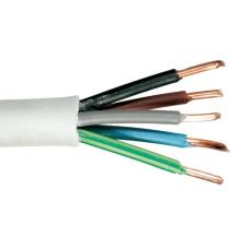Kabel 5G2,5 HF T500 (tynd Ø9,8 mm)