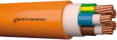 Funktionssikkerkabel E30 (N)HXH-J FE180 5G16 orange T500