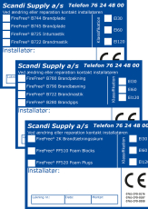 Mærkat CE-Etiket til brandlukning B744-B745-B725-B722 (10)