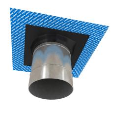 Universal rørkrave 260x260 mm