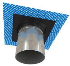 Universal rørkrave 520x520 mm