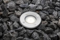 Pato Nedgravningsspot Ø110 mm GU10 max 35W rustfri stål